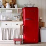 Отличные дизайнерские холодильники SMEG