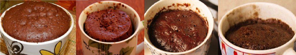 приготовление десертов в микроволновой печи