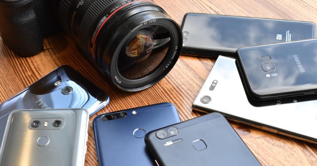 Рейтинг смартфонов 2020 года с хорошей камерой. Критерии оценки смартфонов для рейтинга