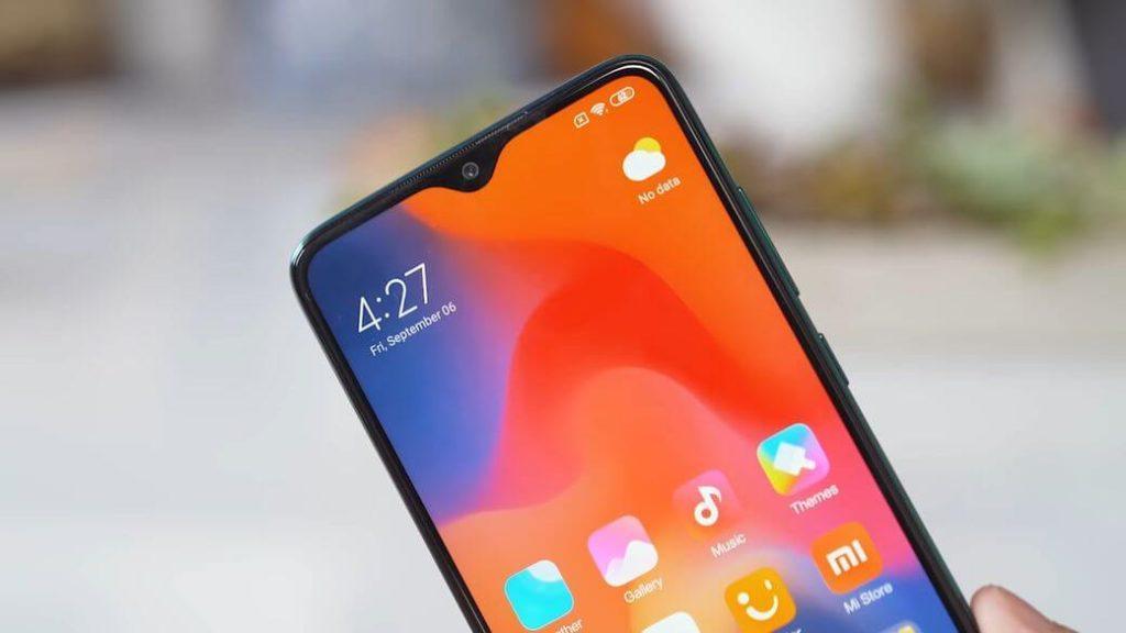 Дисплей Xiaomi Redmi Note 8 Pro