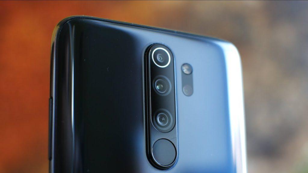 Redmi Note 8 Pro оснащен четырьмя камерами