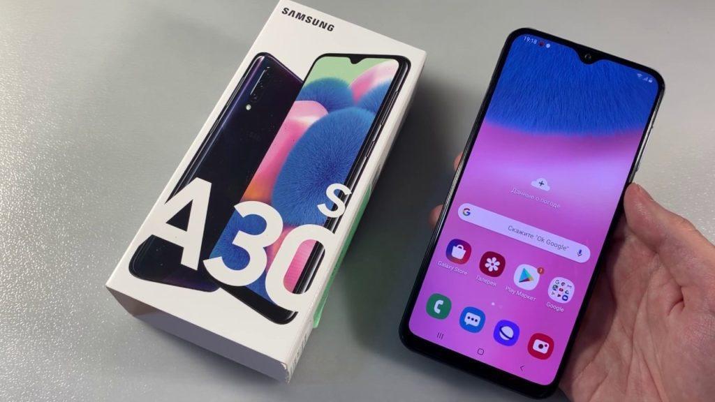 Какой смартфон покупать в 2020 году: Samsung A30S