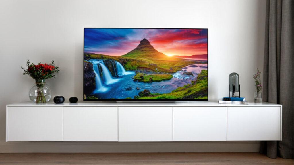 4K телевизор LG OLED55C9P