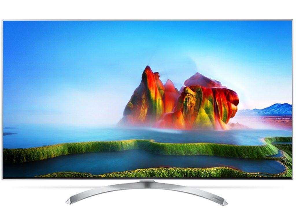 4K телевизор LG 49SJ810V