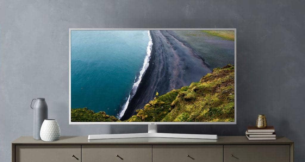 4K телевизор Samsung UE43RU7410U