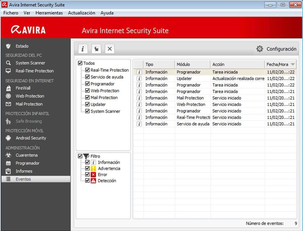 Avira Free Security Suite: лучший антивирус с продвинутой веб-защитой