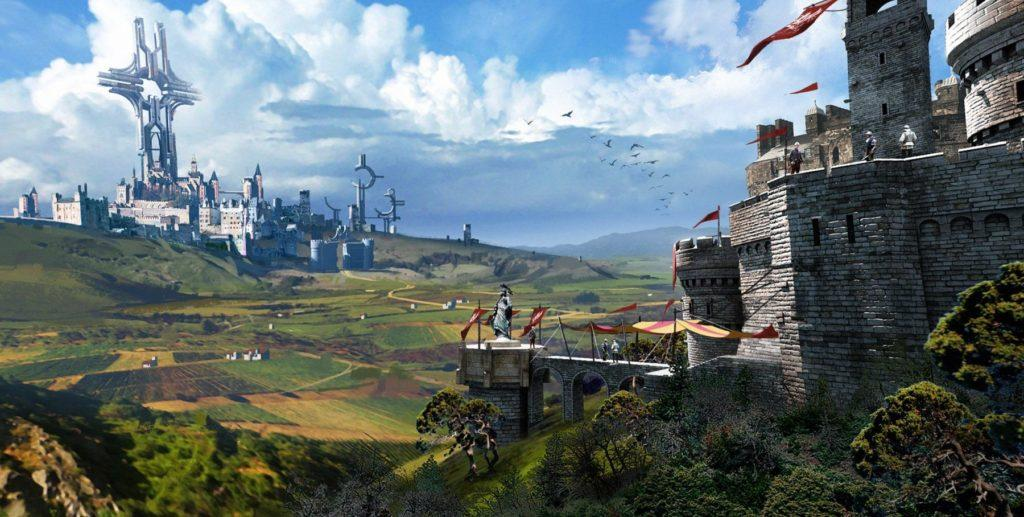 Игра на Андроид 2020 Unsung Story: Tale of the Guardians
