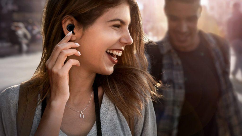 Samsung Galaxy Buds: лучшие внутриканальные наушники для спорта