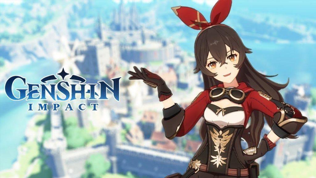 Игра на Андроид 2020 Genshin Impact