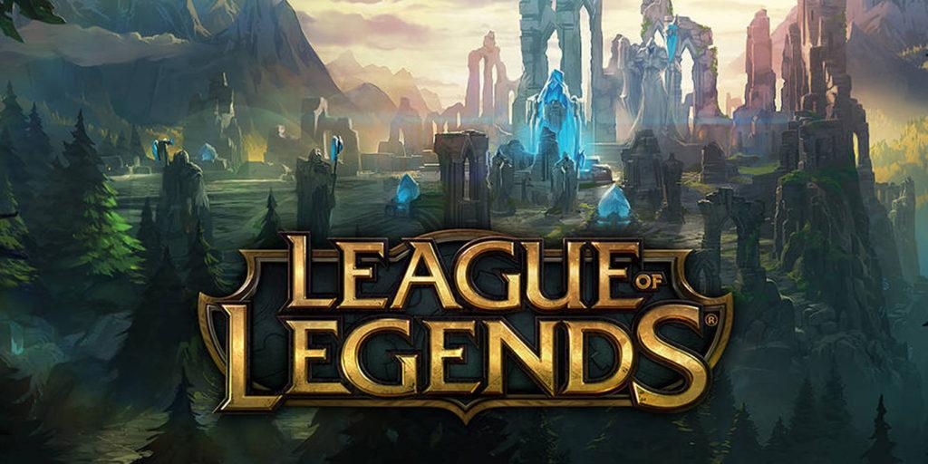 Игра на андроид 2020 League Of Legends