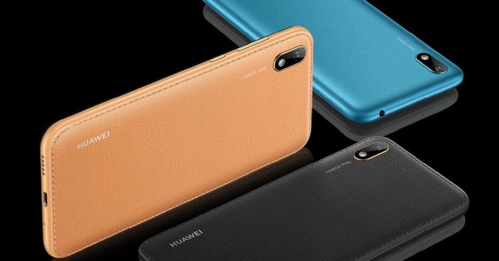 Лучшие смартфоны на Android 2020 - Huawei Y5
