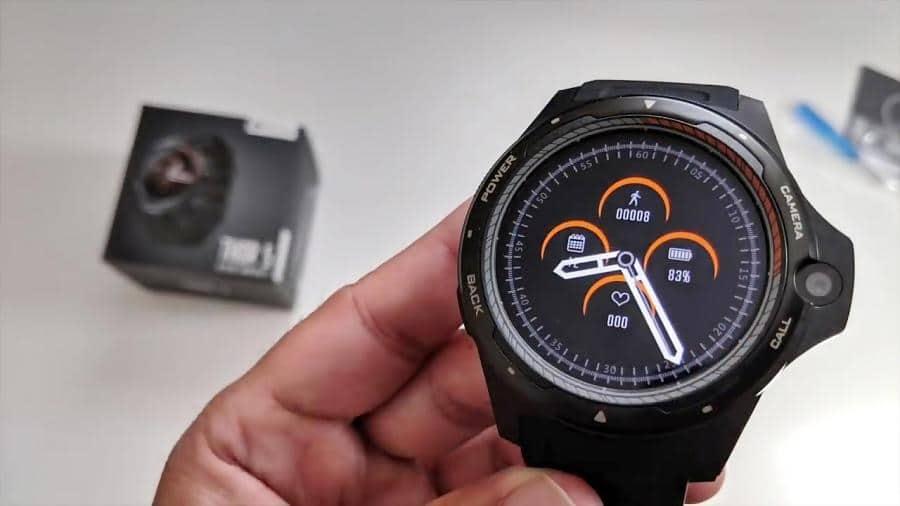 Zeblaze Thor 5 бюджетные smart часы