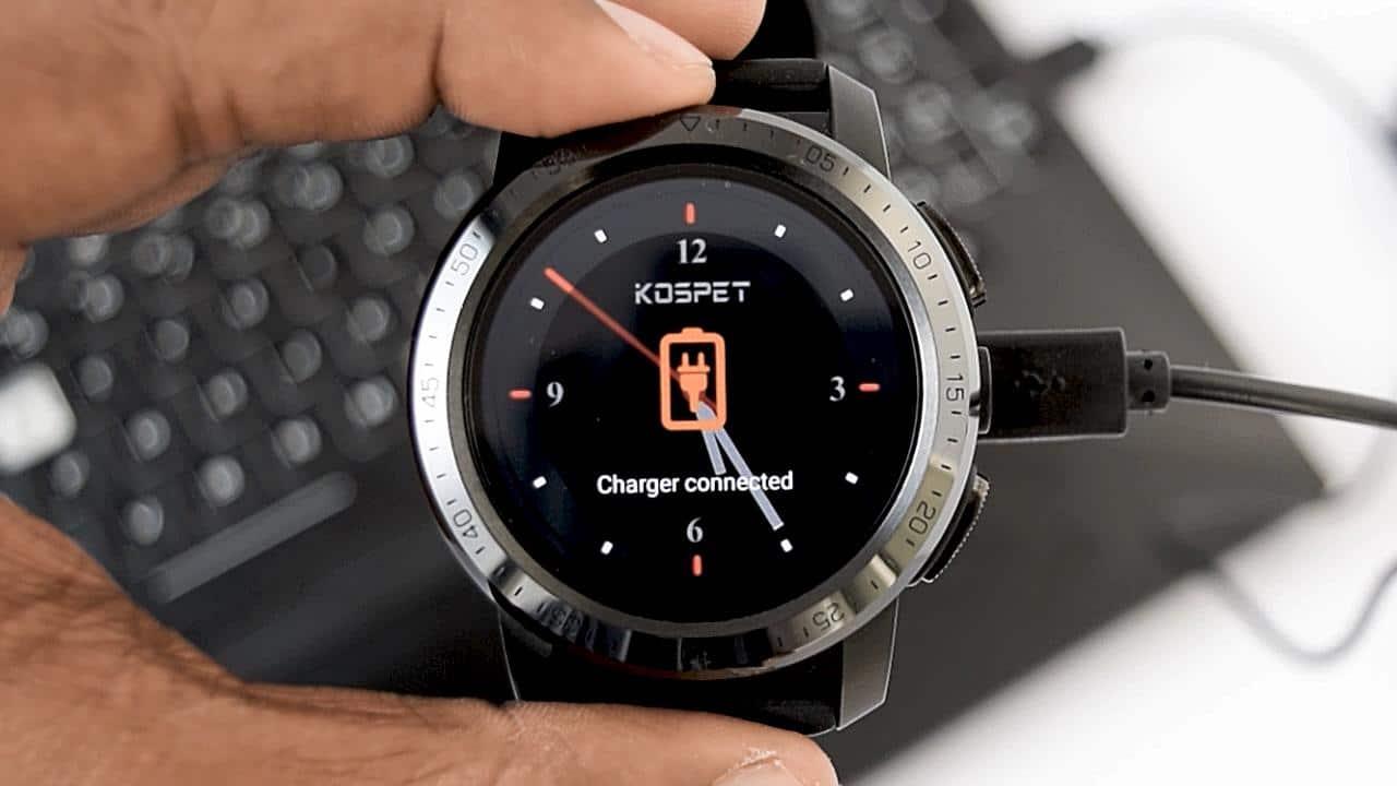 KOSPET Optimus Pro бюджетные smart часы