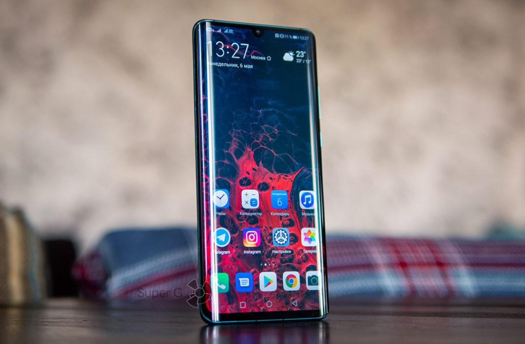 OLED дисплей HUAWEI P30 Pro