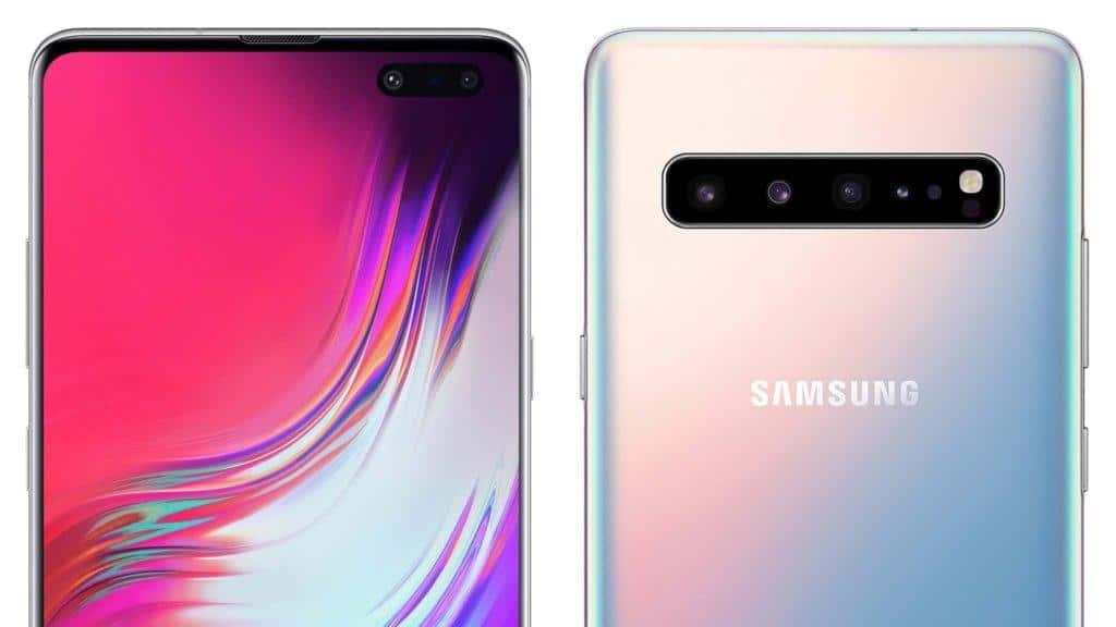 Первые смартфоны 5G Samsung Galaxy S10 5G