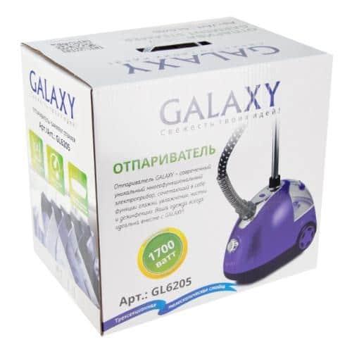 Лучший стационарный отпариватель для одежды 2020 Galaxy GL6205