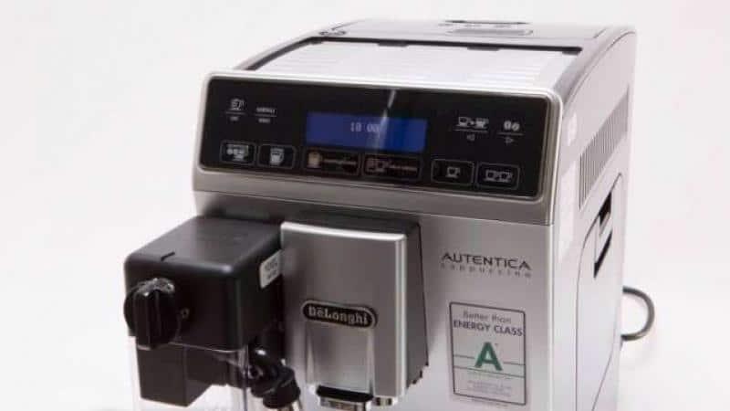 Рейтинг лучших кофемашин для домаDelonghi Autentica Cappuccino ETAM 29.660.SB