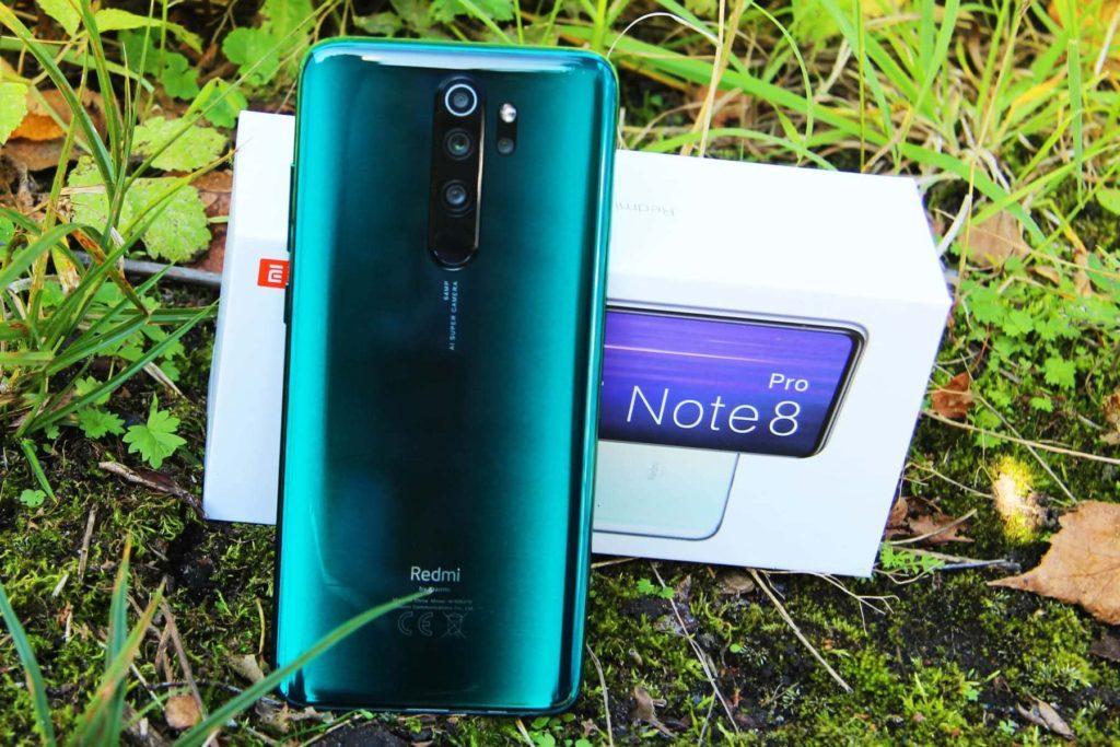 Какой смартфон покупать в 2020 году: Redmi Note 8 Pro