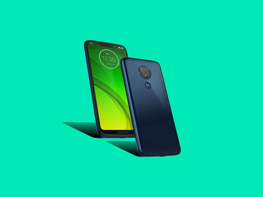 Motorola Moto G7 Power: смартфон с лучшей автономностью в 2020 году