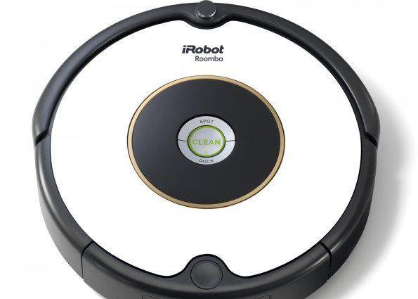 Лучшие подарки для родителей iRobot Roomba 605