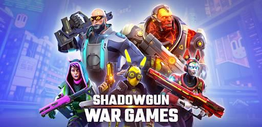 Игра на Android 2020 Shadowgun War Games