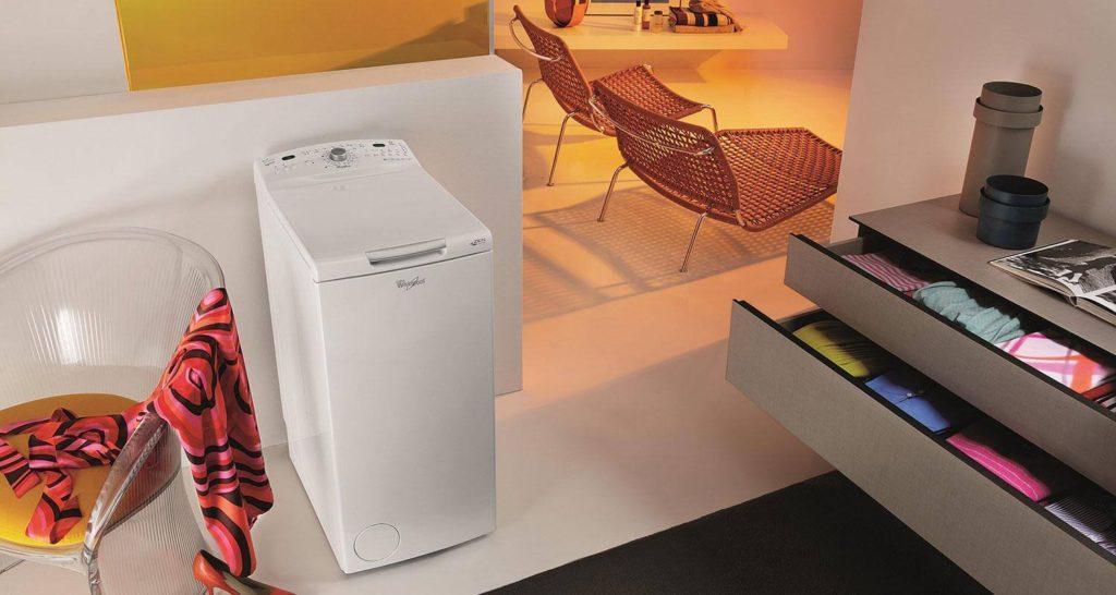 Вертикальная стиральная машина