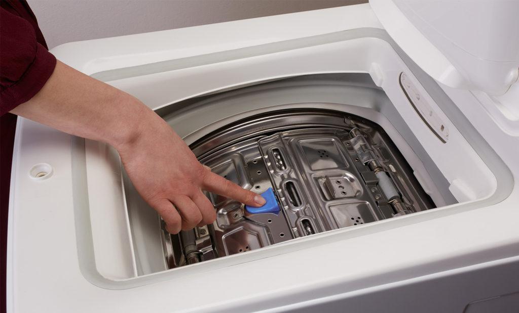Материал изготовления бака вертикальной стиральной машины