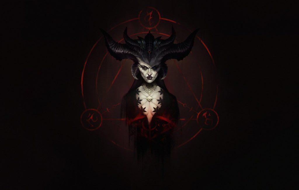 Игра на Android 2020 Diablo 4