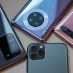 Рейтинг бюджетных смартфонов с хорошей камерой 2020 года
