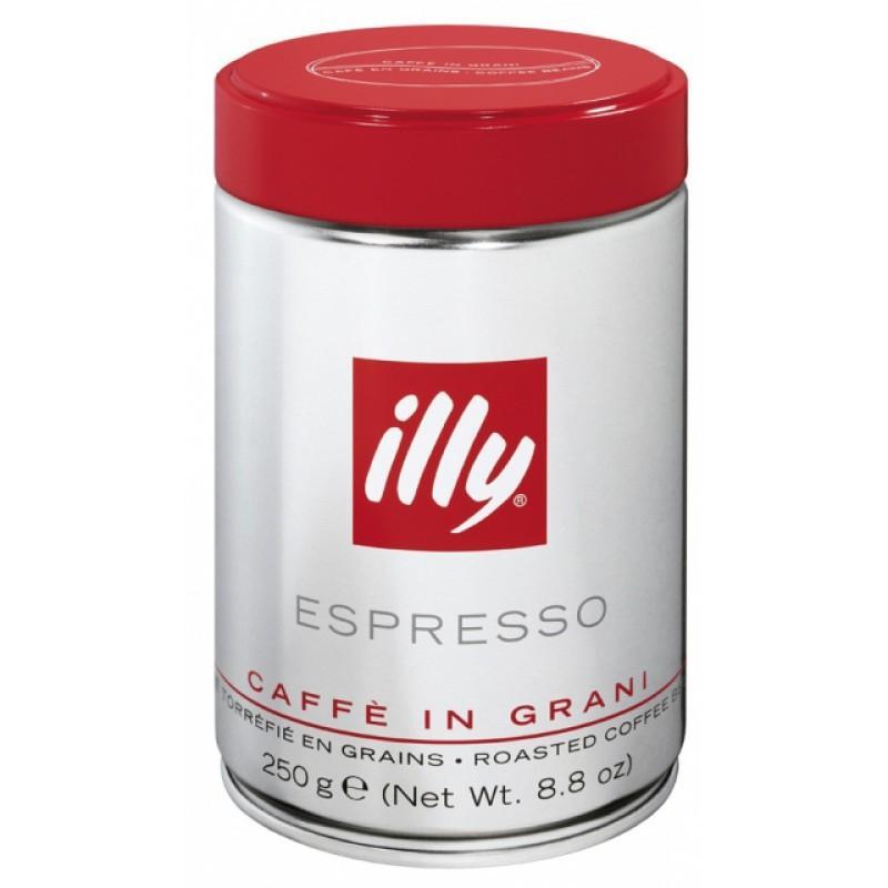 Это изображение имеет пустой атрибут alt; его имя файла - illy-espresso-kofe-v-zernakh-250g.jpg