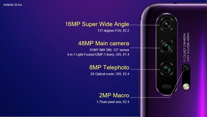 Рейтинг смартфонов 2020: Honor 20 Pro - лучший телефон в соотношении цена качество