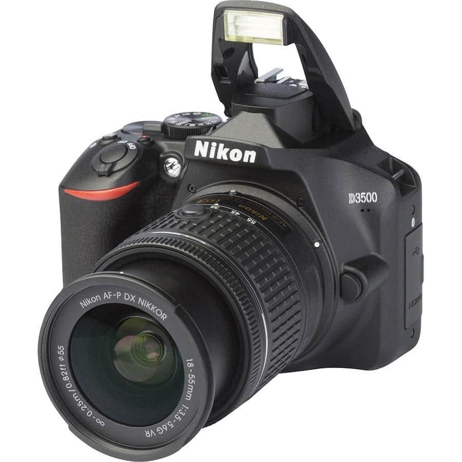 Nikon D 3500