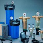 Обзор проточных фильтров для очистки воды с высоким содержанием железа