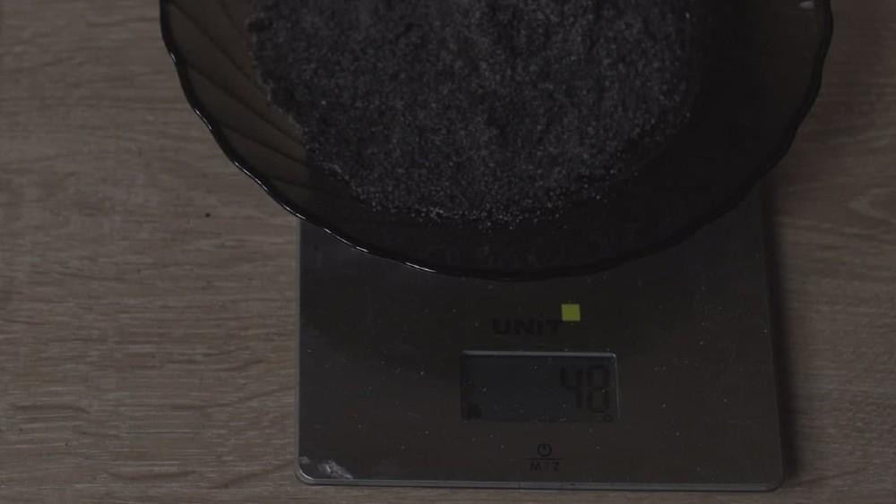 Bosch собрал 48 граммов грязи