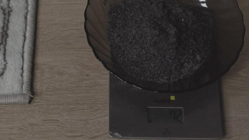 Tefal собрал 72 грамма грязи
