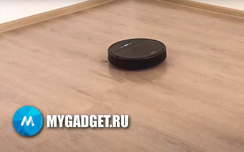 Робот-пылесос Muben Smart Bot: тестирование