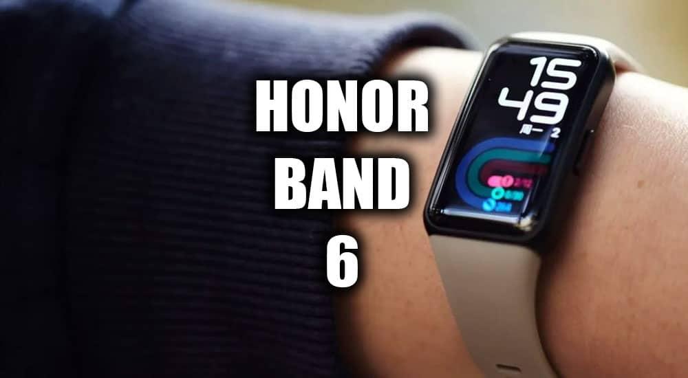 Обзор фитнес-браслета Honor Band 6
